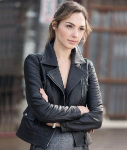 Gol Gadot Fast and Furious 6 Leather Jacket