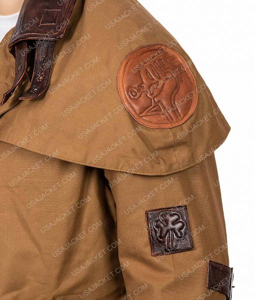 Hellboy 2 The Great Army Trench Coat