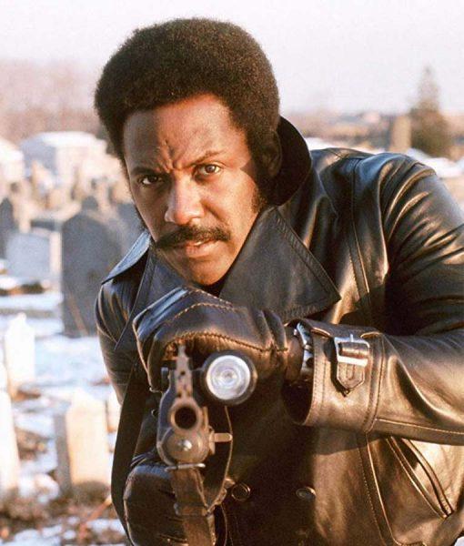 john Shaft 1971 Black Jacket