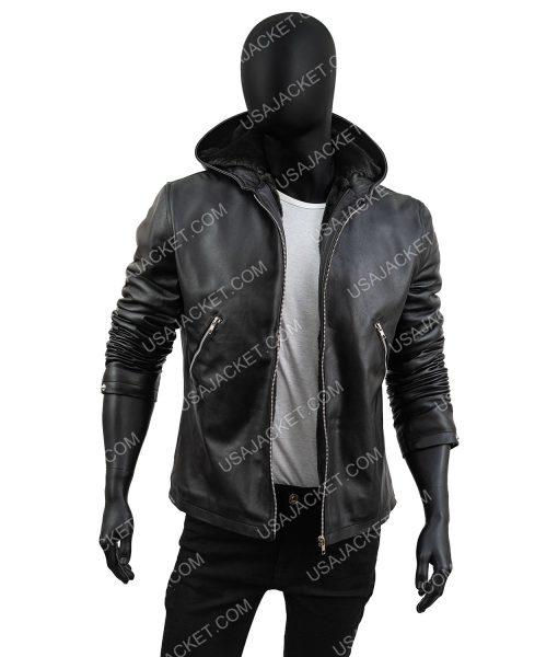 Tommy Egan Power Hood Jacket