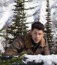 Jumanji 2 Nick Jonas Flight Jacket