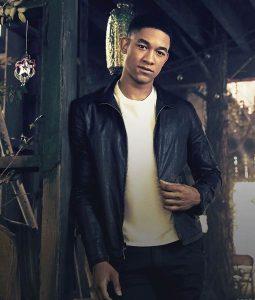 Legacies Rafael Waithe Leather Jacket
