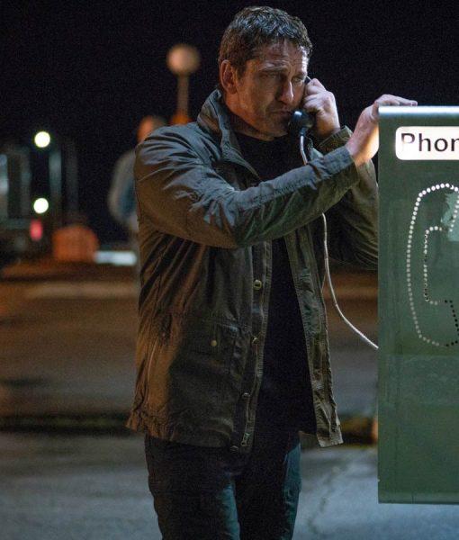 Gerard Butler Angel has fallen Jacket