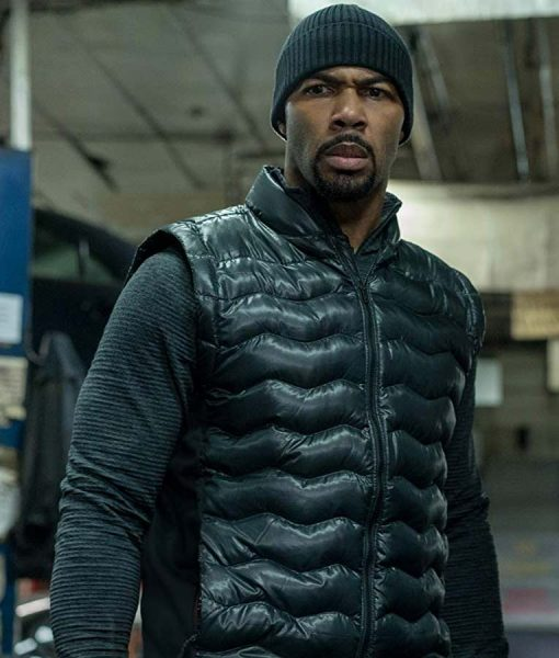 Omari Hardwick Power Vest
