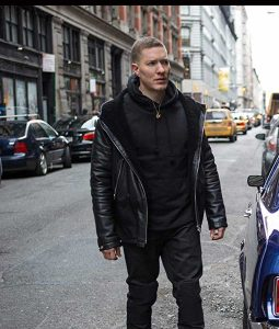 Joseph Sikora Power Hooded Jacket
