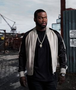 Power 50 Cent Bomber Jacket