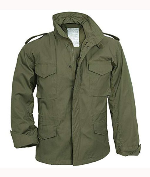 Rambo 05 Sylvester Stallone Cotton Jacket
