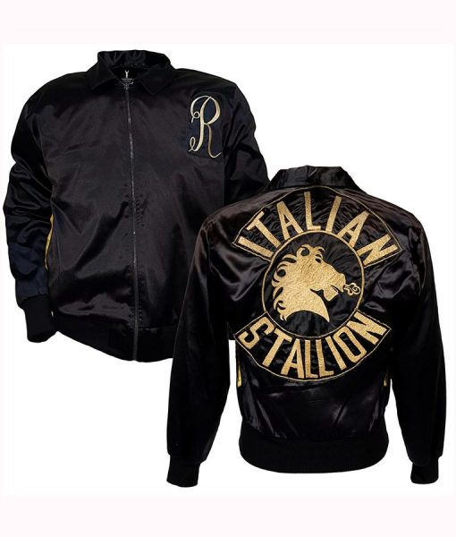 Italian Stallion Bomber Jacket