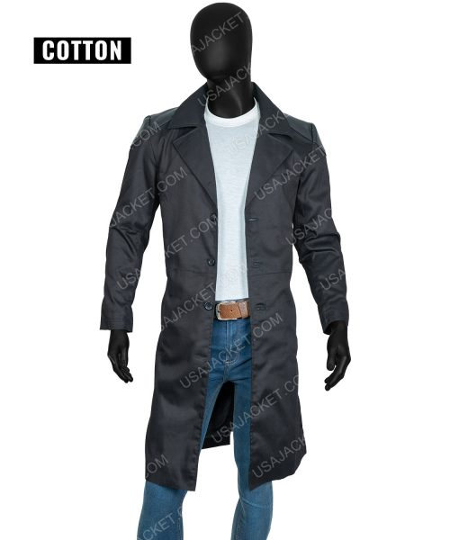 Billy Butcher The Boys Cotton Coat
