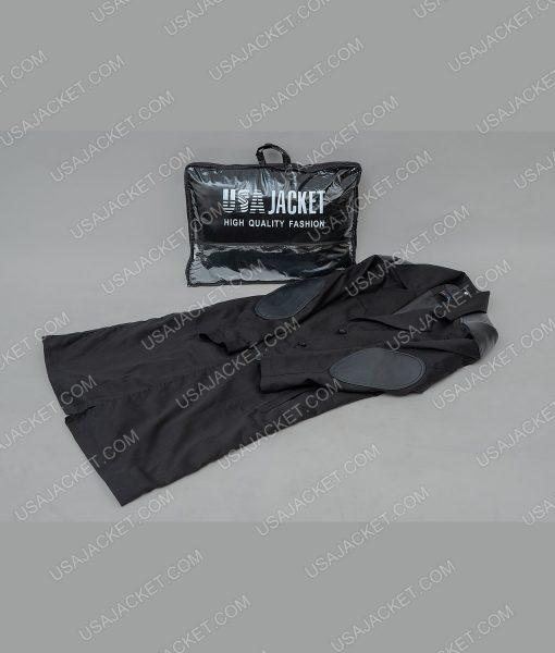 Billy Butcher Coat Brand Shoot