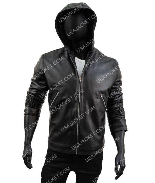 Power Tommy Egan Hooded Jacket
