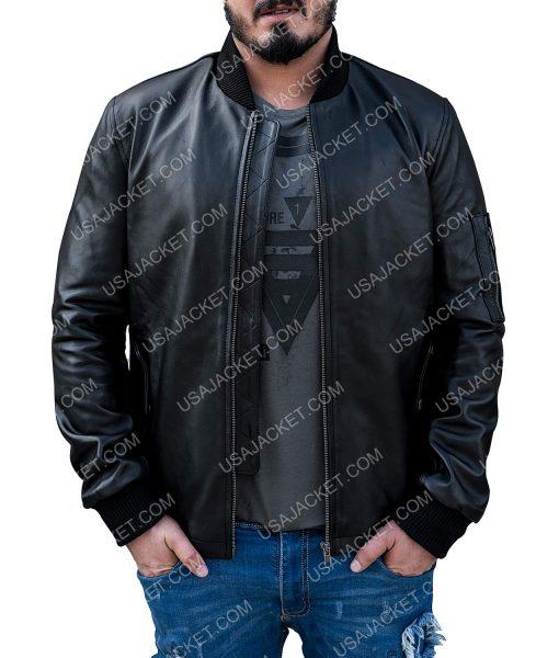 Tommy Egan Power Joseph Sikora Black Jacket