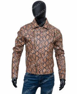 Zombieland Tallahassee Snake Skin Jacket