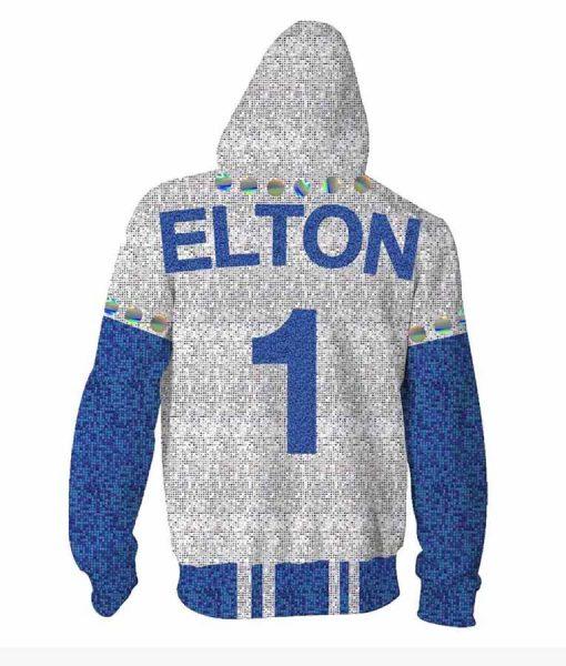 Elton John Dodgers 2019 Rocketman Hoodie