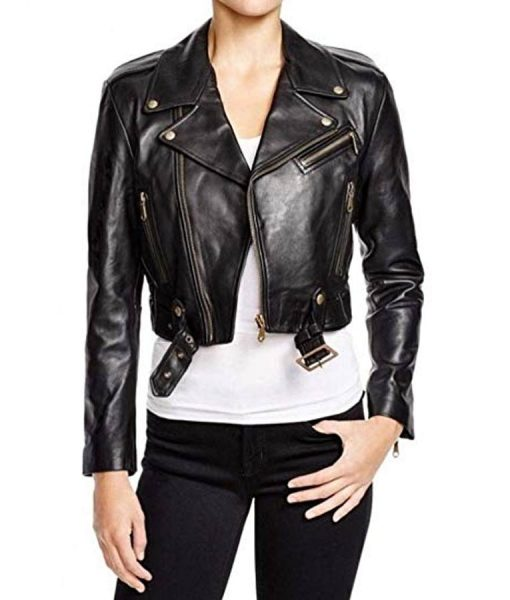 WWE Becky Lynch Cropped Jacket