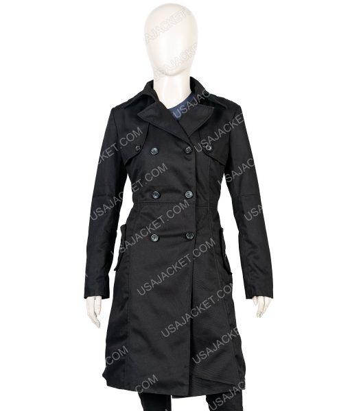 Black Tiffany Coat