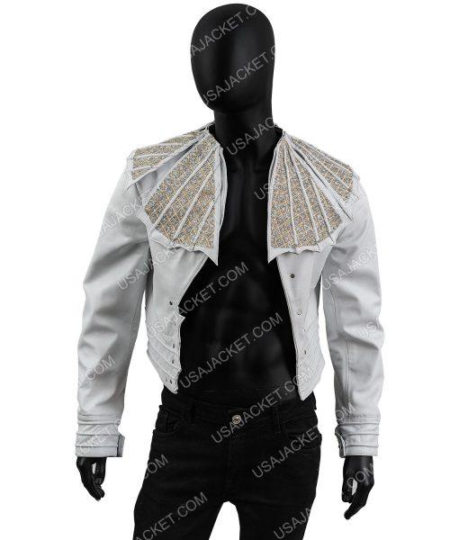 Bohemian Rhapsody Angry Lizard Leather Jacket