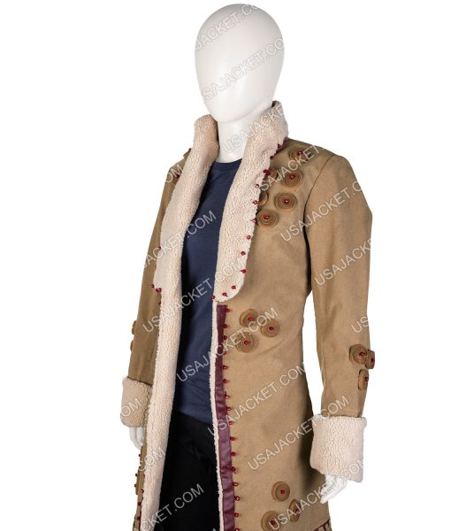 Vignette Stonemoss Coat