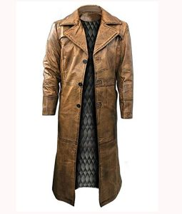 Johnny Depp Murder on the Orient Express Trench Coat