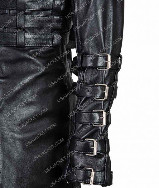 Black Syndicate Emma Thalos Trench Coat