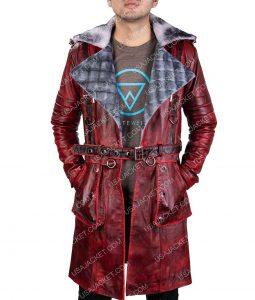 Video game Fallout 4 Nuka Raider Leather Coat