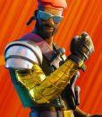 Fortnite Videogame Major Lazer Jacket