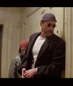 Leon The Professional Trench Coat