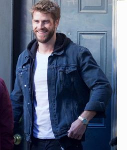 Killerman Liam Hemsworth Denim Jacket
