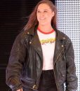 Royal Rumble Ronda Rousey Bomber Jacket