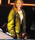 Royal Rumble Ronda Rousey Motorcycle Jacket