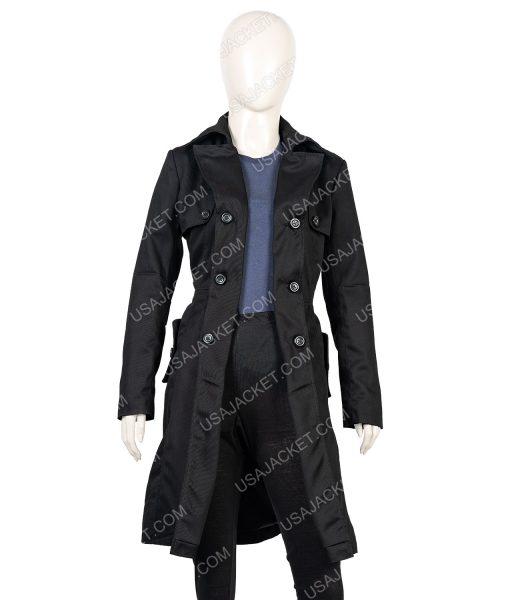 Silver Linings Playbook Jennifer Lawrence Black Coat