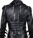 Syndicate Emma Thalos Black Belted Coat
