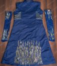 The Flash Killer Frost Denim Coat