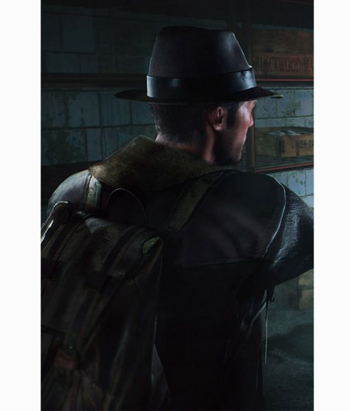 The Sinking City Charles W. Reed Trench Coat