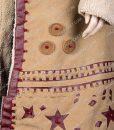 Vignette Stonemoss Carnival Row Cara Delevingne Suede Cotton Coat