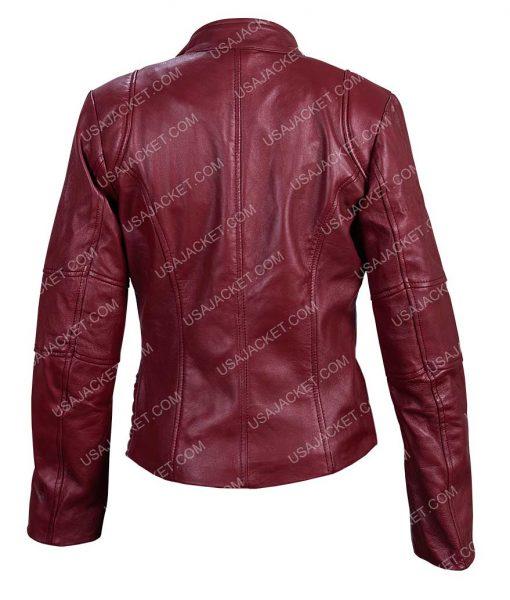 SlimfitTuxedo Zipper Moto Blazer Jacket