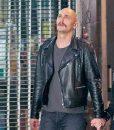 Zeroville Black Motorcycle Leather Jacket