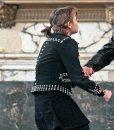 Zeroville Zazi Suede Leather Jacket