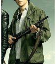 Zombieland Double Tab Jesse Eisenberg Green Jacket