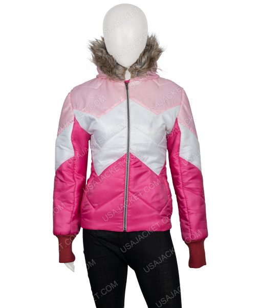 Zombieland Double Tab Madison Jacket With Fur Hood