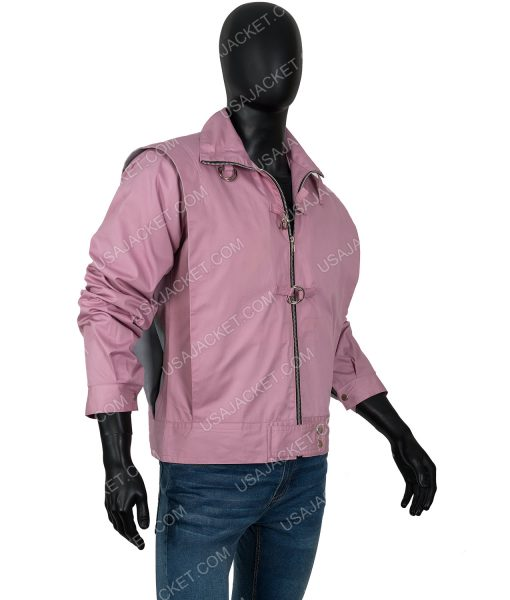 American Horror Story 1984 Xavier Plympton Light Purple Jacket