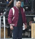 Marcus Burnett Baseball Jacket