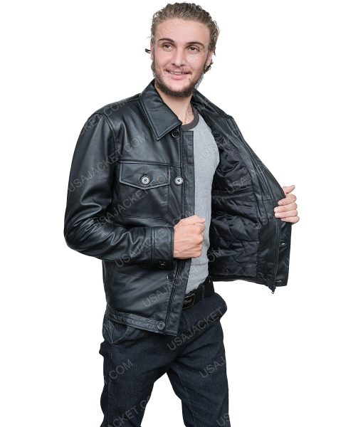 Bad Boys For Life Mike Lowrey Will Smith Leather Jacket