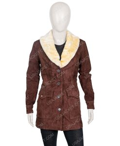 Yellowstone S02 Kelly Reilly Coat
