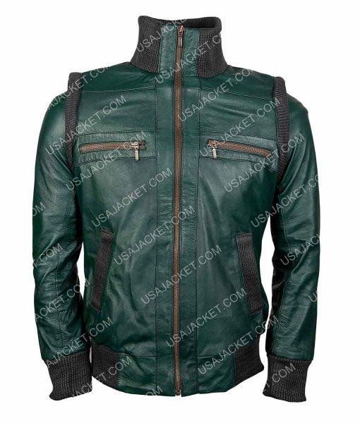 Elizabeth Jennings Leather Jacket
