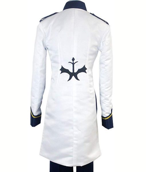 Hans Frozen 2 White Coat