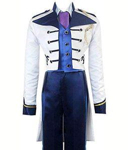 Frozen 2 Hans Tail Coat