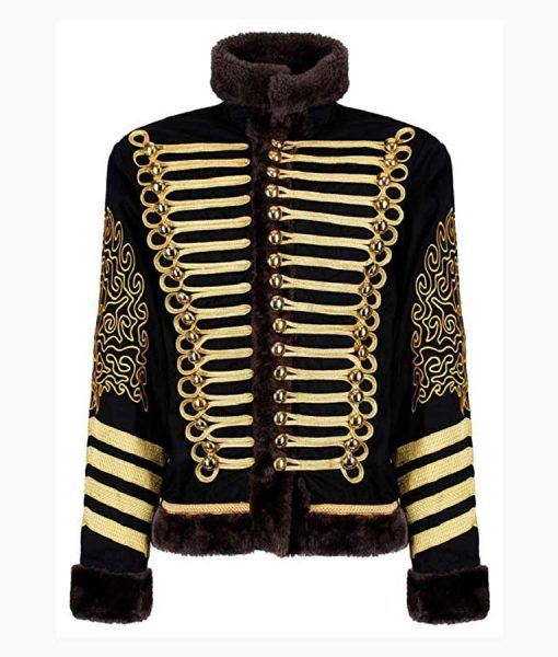 Jim Hendrix Hussars Parade Jacket
