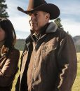 Yellowstone John Dutton Corduroy Jacket