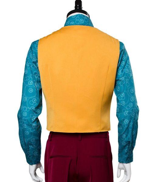 Arthur Fleck Yellow Vest